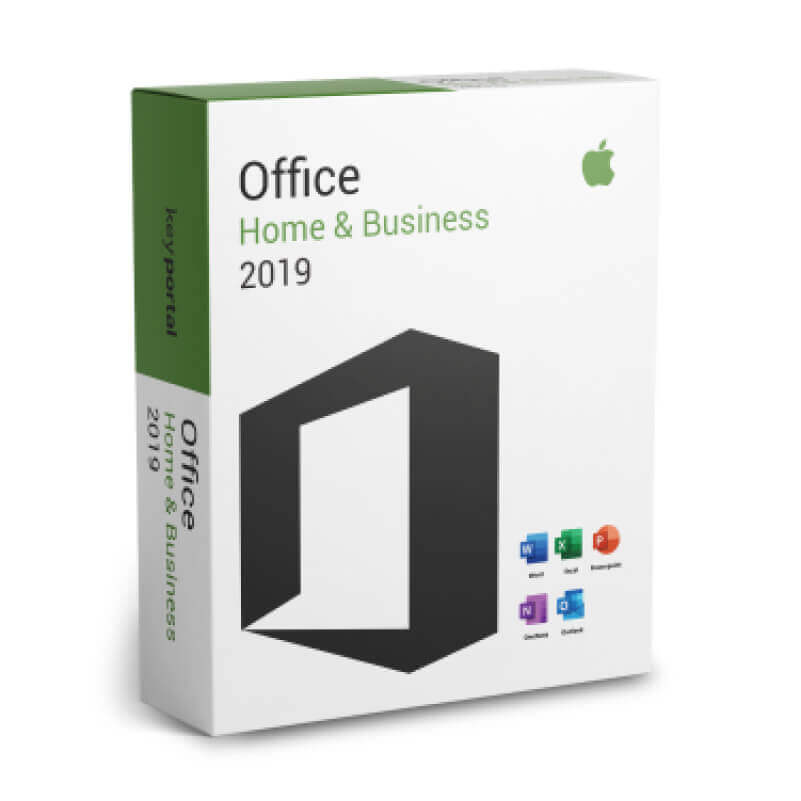Office 2019 Home & Business Mac
