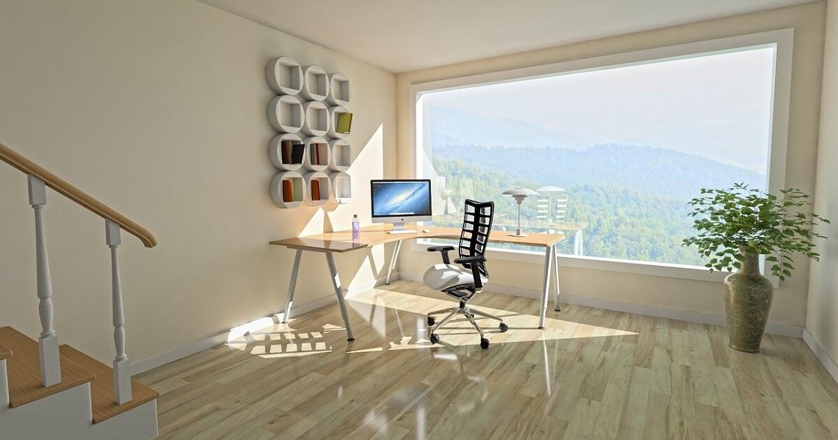 Ein aufgeräumtes Arbeitsumfeld hört nicht auf dem Desktop auf