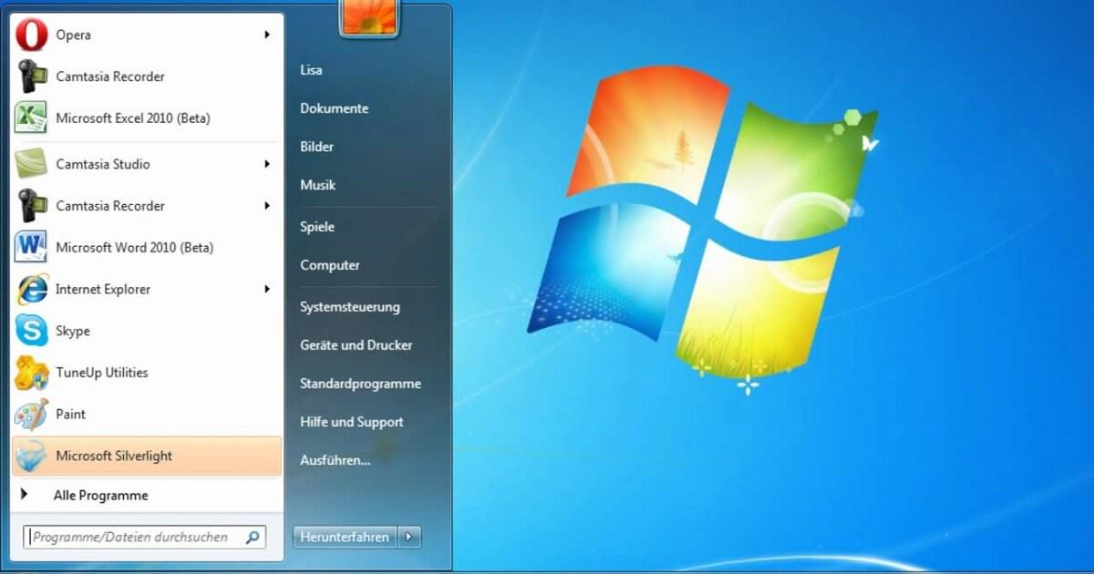 Du möchtest auch in Windows 10 dieses klassische Startmenü nutzen?