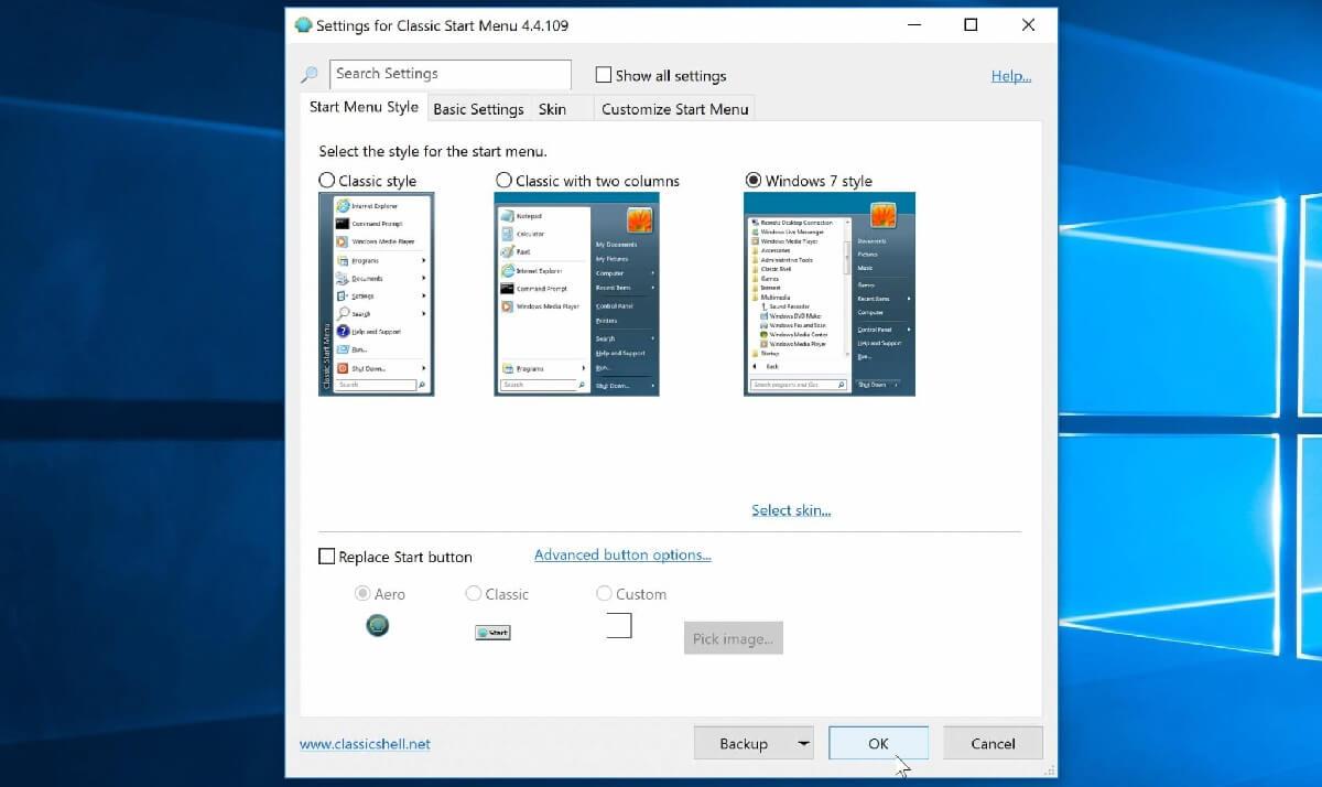 Ganz klassisch oder doch lieber Windows 7?
